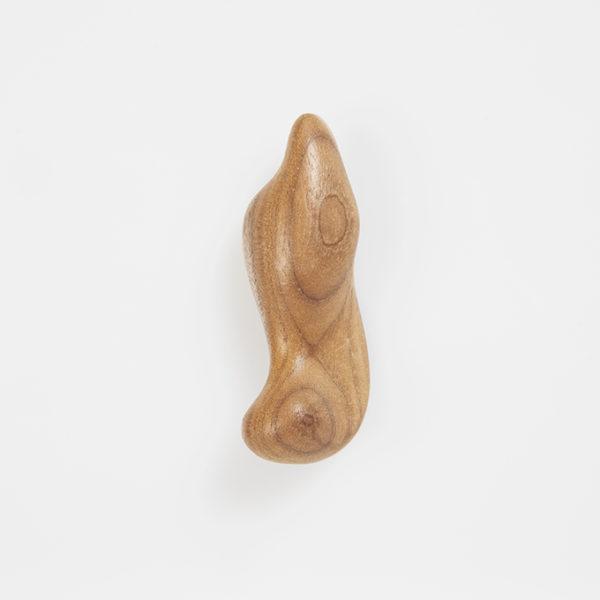 Sculpture Maria Walnut wood