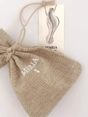 certificate-of-the-artwork-maria-aurum-necklace-0.9-inches-and-fabric-bag-sand-color