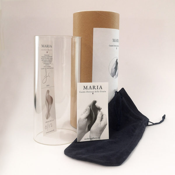 fabric-bag-artists-certificate-and-flyer-with-a-special-glass-cylinder-and-cardboard-container