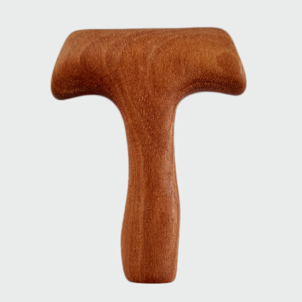 back-view-of-the-artwork-tau-carved-in-mahogany-wood-3-inches